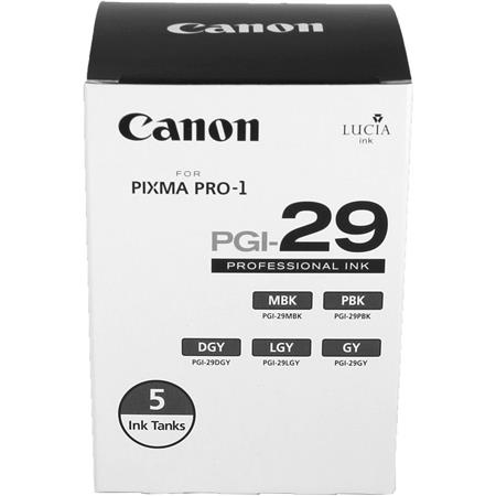 Canon PGI Five Monochrome Pack of Ink Tanks 67 - 685