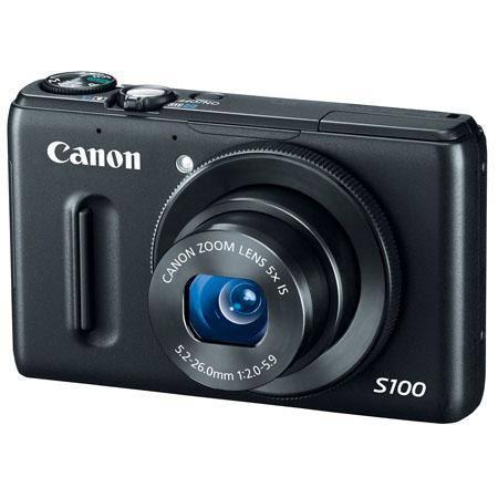 Canon PowerShot S Megapixel Digital CameraOptical Zoom Wide Angle Lens Refurbished 230 - 123