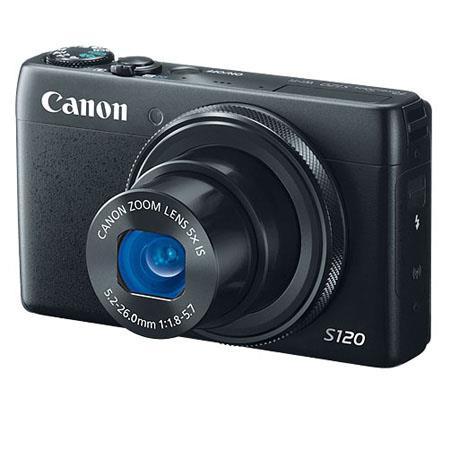 Canon PowerShot S Digital Camera MPOptical Zoom p HD Video WiFi Connect 342 - 360