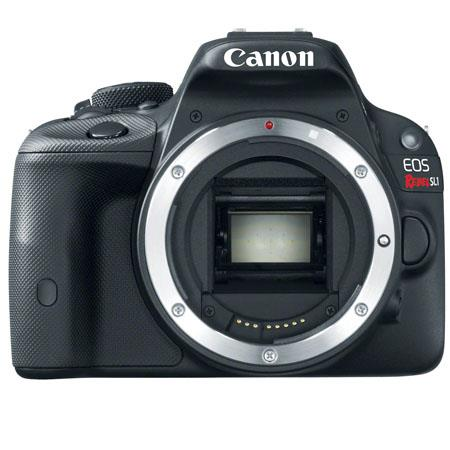 Canon EOS Rebel SL DSLR Camera Body Only MP Clear View Touchscreen LCD Full HD Video Continuous AF 88 - 369