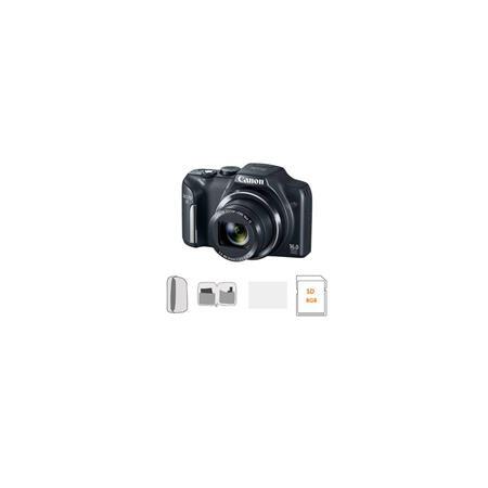 Canon PowerShot SX IS Digital Camera MPOptical Zoom Bundle GB SDHC Memory Card Lowepro Dublin Camera 246 - 767
