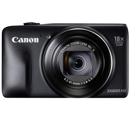 Canon PowerShot SX HS Digital Camera MPOptical Zoom NFC WiFi Sharing Full HD p Video  132 - 37