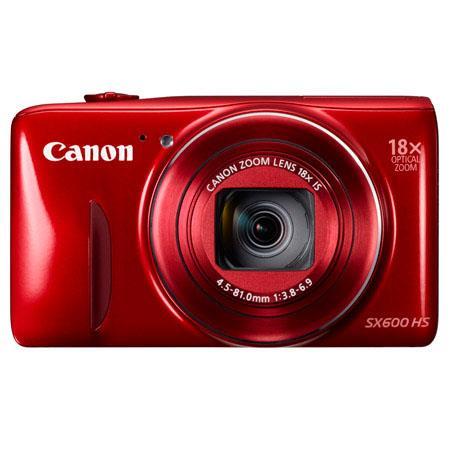 Canon PowerShot SX HS Digital Camera MPOptical Zoom NFC WiFi Sharing Full HD p Video  202 - 278