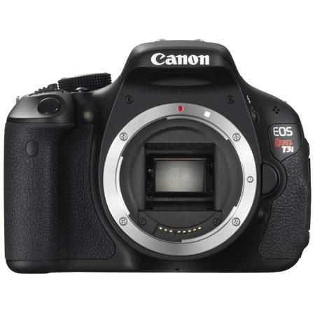 Canon EOS Rebel Ti Digital SLR Camera Megapixel Full HD Movie Mode 39 - 398