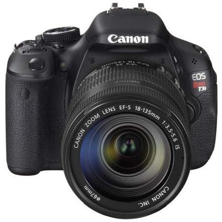 Canon EOS Rebel Ti Digital SLR Camera Megapixel Full HD Movie Mode EF S f IS Lens USA 285 - 497