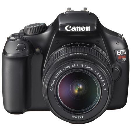 Canon EOS Rebel Digital SLR Camera Megapixel Full HD Movie Mode EF S f IS Lens 342 - 360