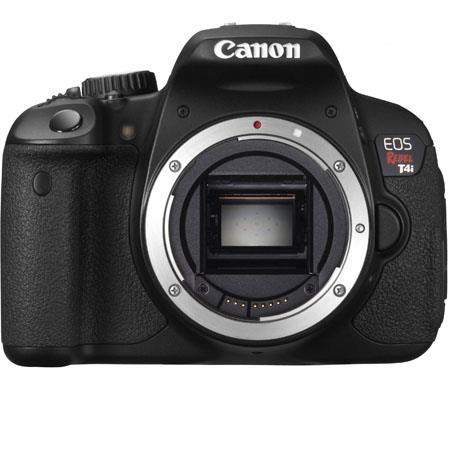 Canon EOS Rebel Ti Digital SLR Camera Body Megapixel Full HD Movie Mode USA Warranty 160 - 681