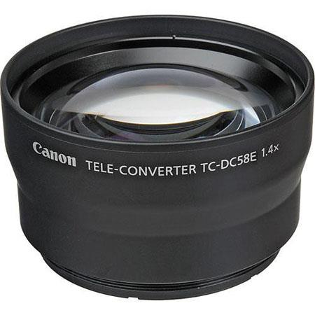 Canon TC DCETele Converter Lens Canon PowerShot Digital Camera Requires LA DCL Adapter 381 - 91