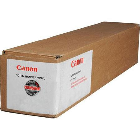 Canon Heavy Weight Matte Scrim Banner Vinyl Inkjet Medium milRoll 55 - 665