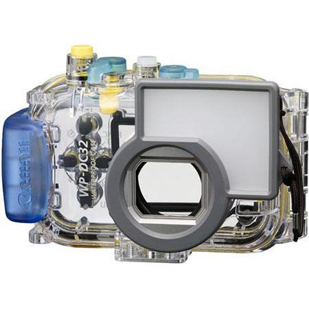 Canon WP DC Waterproof Housing PowerShot SD Digital Camera 149 - 288