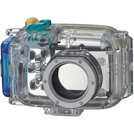Canon WP DC Waterproof Housing PowerShot SD IS Digital Camera 180 - 235