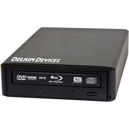 Delkin External USBBlue ray Drive ReadWrite 129 - 598