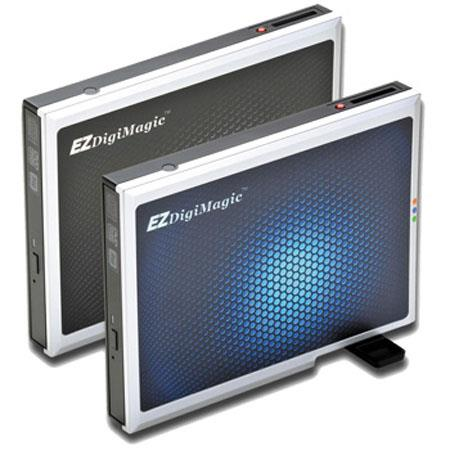 EZDigiMagic DM M External Slim DVD Burner forwith One Key Backup 113 - 697