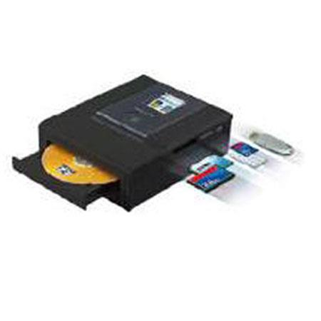 EZDigiMagic DMPLUS Stand Alone Desk Top Digital Photo Video Backup DVD Burner 66 - 517