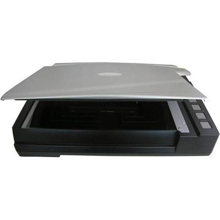 Plustek OpticBook A Large Format and Book ScannerReflective Scan Area dpi Resolution 155 - 110