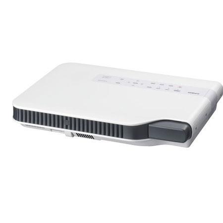 Casio XJ A Slim DLP XGA Projector LumensResolutionPower Zoom W Speaker Output 73 - 91