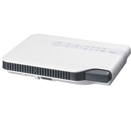 Casio XJ A Slim DLP WXGA Projector Wireless LAN Adapter LumensResolutionOptical Zoom W Speaker 78 - 304