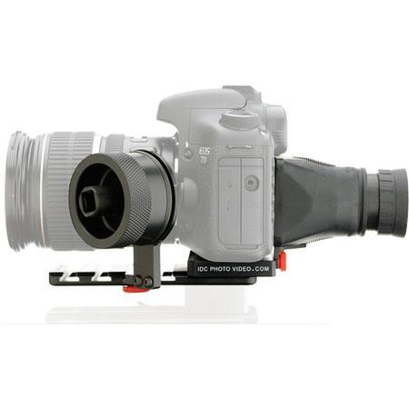 iDC PhotoVideo System Zero Standard Follow Focus Viewfinder Canon D 234 - 383