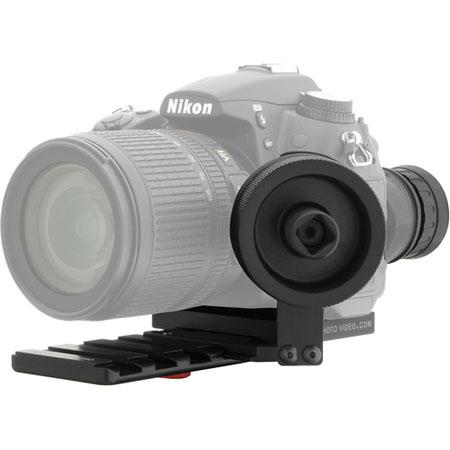 iDC PhotoVideo System Zero Standard Follow Focus Viewfinder Nikon D 159 - 222
