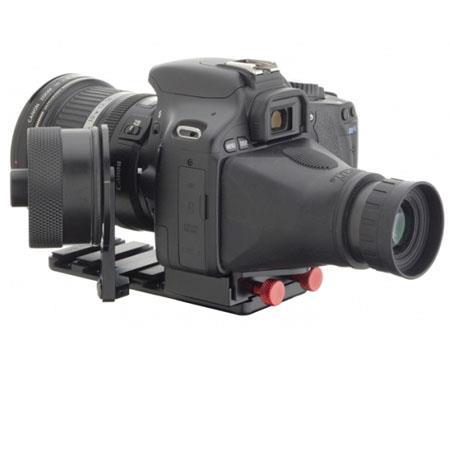 iDC PhotoVideo System Zero Standard Follow Focus Viewfinder Canon Ti 263 - 40