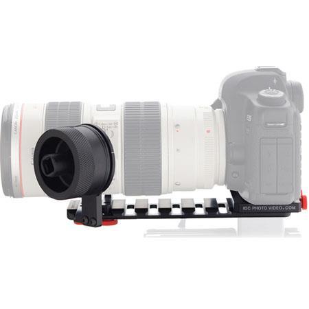 IDC System Zero XL Follow Focus Canon D Mark II 452 - 108