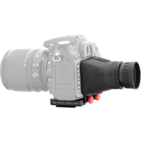 iDC PhotoVideo System Zero Viewfinder Camera Plate Nikon D 263 - 40