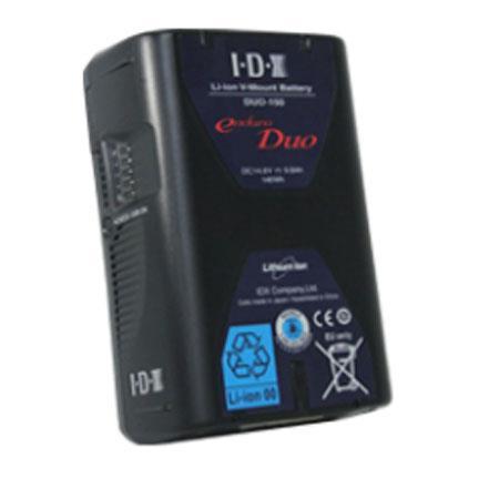 IDX DUO Wh Li ion V Mount Battery USB Output 24 - 334