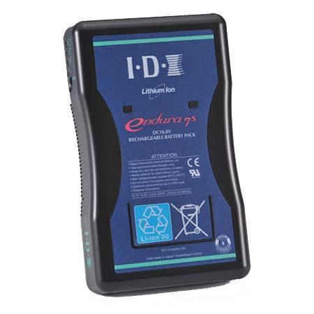 IDX Endura E S Wh Lithium Ion V Mount Battery Volts Ah LED Power Indicator No PowerLink or Digi View 87 - 700