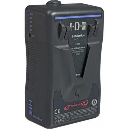 IDX E HL Wh Li ion High Load Battery V Mount PowerLink Digi View 56 - 757