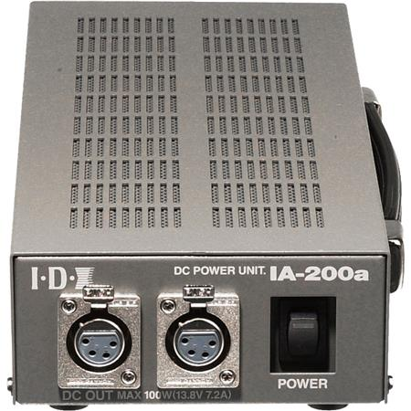 IDX IA a Watt AC Adaptor Power Supply Two Outputs 87 - 272