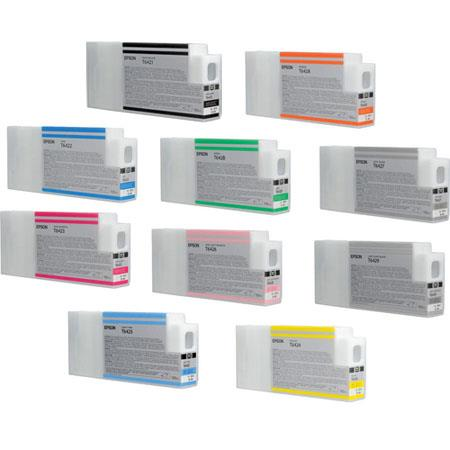 Epson Color ml Ink Set Photo Stylus Pro Inkjet Printers 178 - 533