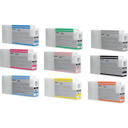 Epson Color ml Ink Set Photo Stylus Pro Inkjet Printers 67 - 571