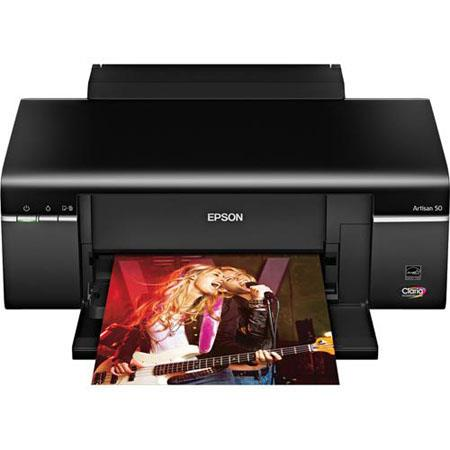 Epson Artisan Inkjet PrinterPhotos and Auto Photo Correction USB Interface Windows Mac 121 - 494