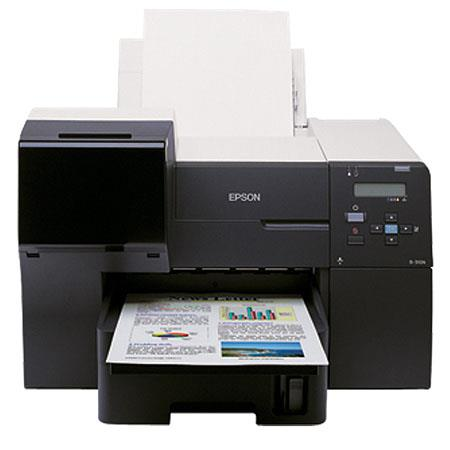 Epson B N Business Color Inkjet Printerdpi Hi Speed USB Base TBase TEthernet Interface Windows and M 255 - 138