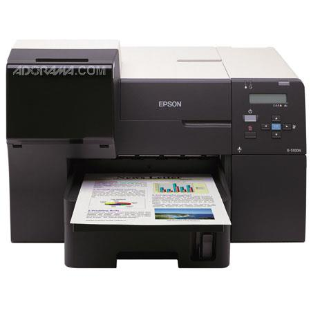 Epson B DN Business Color Inkjet Printerdpi Hi Speed USB Base TBase TEthernet Interface Windows and  26 - 484