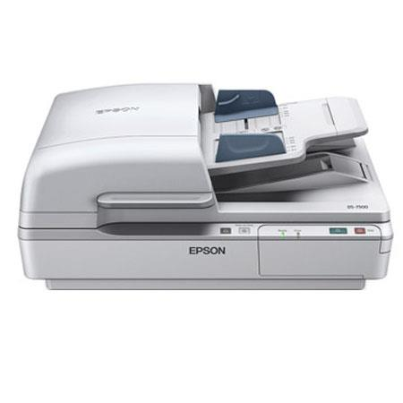 Epson WorkForce DS Document Scanner dpi Flatbed Resolution Pages Capacity Pages Daily Duty Cycle 121 - 258
