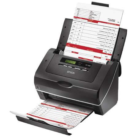 Epson WorkForce Pro GT S DupleOne Pass Document Image Scannerppm USB Interface Windows Mac 206 - 317