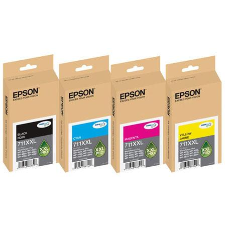 Epson Complete TXXL Ink Cartridge Set Pages Yield 96 - 463