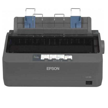 Epson LX Pin Serial Impact Dot MatriNarrow Carriage Printer cps cpi Bi directional Parallel IEEE USB 156 - 799