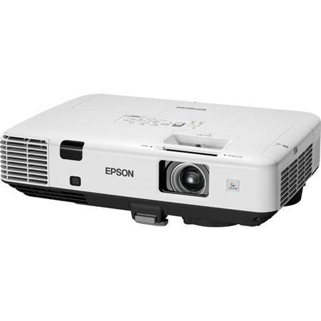 Epson PowerLite LCD Multimedia Projector Wireless LAN WLAN Lumens XGA Native 24 - 583