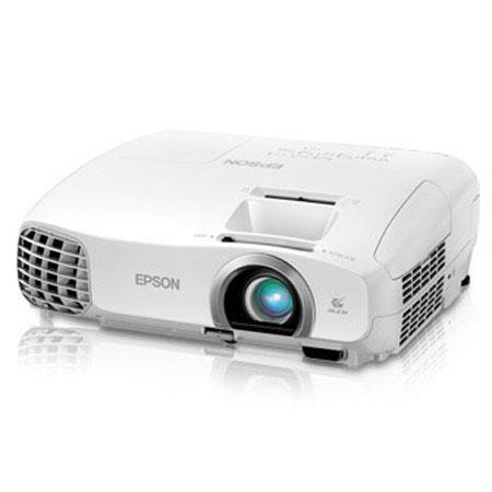 Epson PowerLite Home Cinema DD p LCD Projector Lumens Brightness Contrast Ratio W Mono Speaker dB Fa 173 - 788
