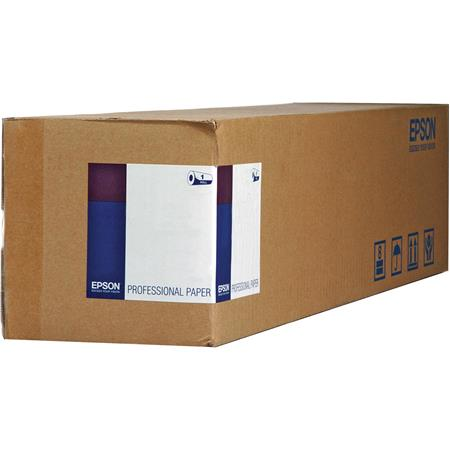 Epson Flat Matte Double Weight Inkjet Paper mil gsmRoll 56 - 143