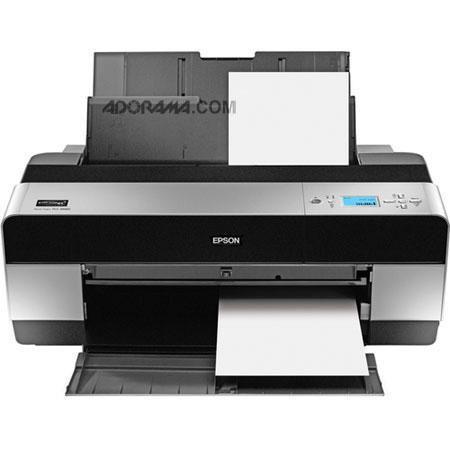 Epson Stylus Pro Signature Worthy Edition Inkjet Printer Bundled Signature Worthy Media Pack 122 - 123