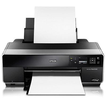 Epson Stylus Photo InkJet Printerdpi Wide Printing USB Ethernetn Wi Fi 197 - 645