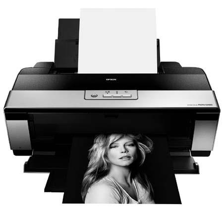 Epson Stylus Photo R Color Wide Inkjet Color PrinterOptimized dpi USB Interface PictBridge 71 - 17