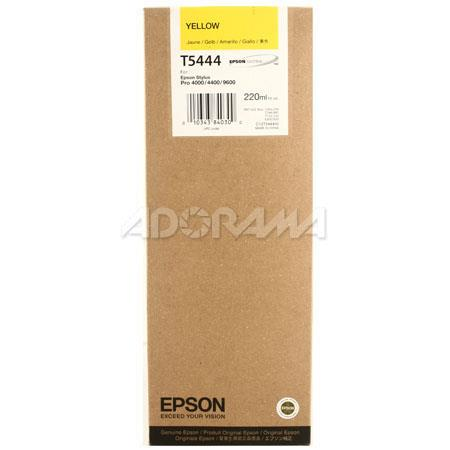 Epson UltraChrome Ink Cartridge the Stylus Pro and Inkjet Printers ml 46 - 523