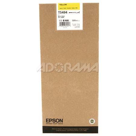 Epson UltraChrome Ink Cartridge the Stylus Pro Wide Format Inkjet Printer 59 - 573