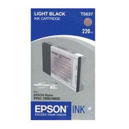Epson Light UltraChrome K Ink Cartridge the Stylus Pro and Inkjet Printers ml 93 - 350