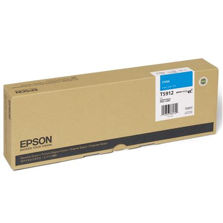 Epson UltraChrome ml K Cyan Pigment Based Ink the Stylus Pro Inkjet Printer 174 - 163