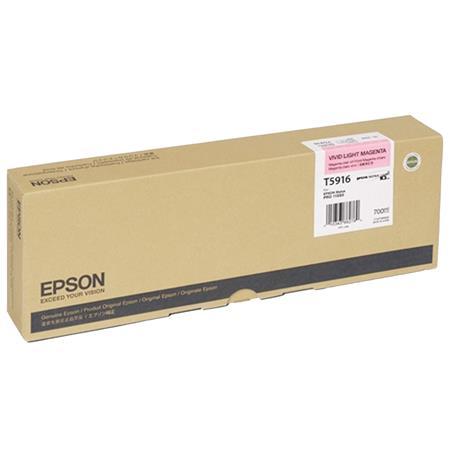 Epson UltraChrome ml K Vivid Light Magenta Pigment Based Ink the Stylus Pro Inkjet Printer 22 - 218